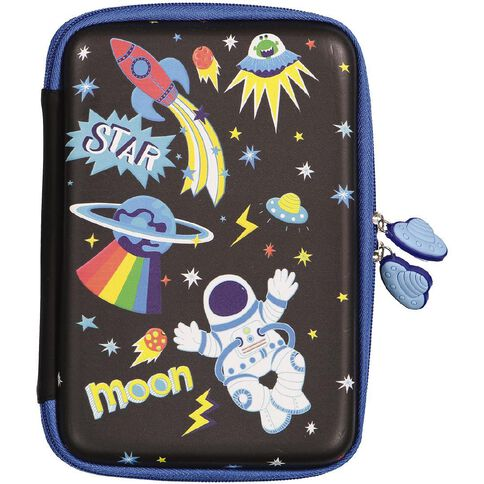 Impact Pencil Case Hard Shell Astronaut