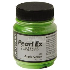 Jacquard Pearl Ex 14g Apple Green