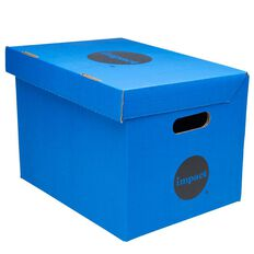 Impact Archive Box Blue