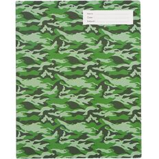 WS Book Sleeve Camo 1B5
