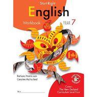 SR Year 7 English Workbook