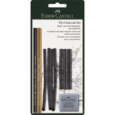 Faber-Castell Pitt Charcoal Set