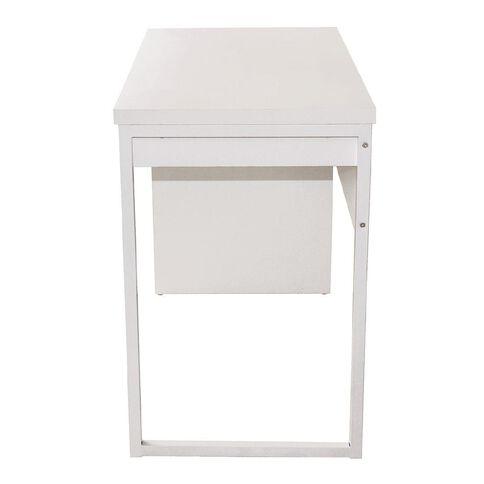 Workspace Moda Desk White