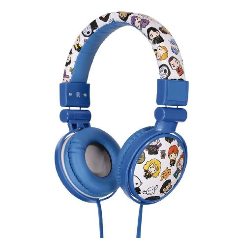 Harry Potter Wired Kids Volume Limited Headphones Chibi