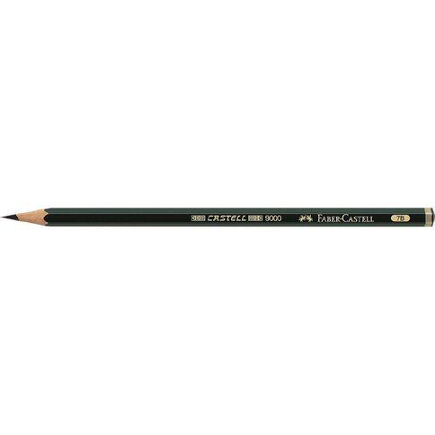 Faber-Castell 9000 Artist Pencil 7B