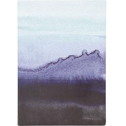 Uniti Visual Diary Hardback Sky Blue 110gsm 64 sheet A4
