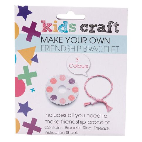 Kookie Make Your Own Friendship Bracelet