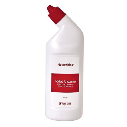 Necessities Brand Toilet Cleaner 500ml