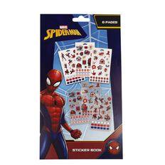 Spider-Man Sticker Pad 6 Page
