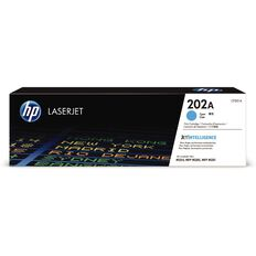 HP 202A LaserJet Toner Cyan (1300 Pages)