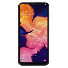 2degrees Samsung Galaxy A10 Black