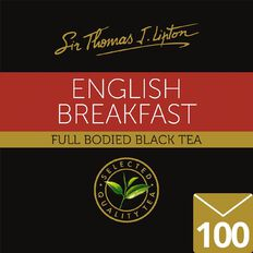 Lipton English Breakfast 100 Pack