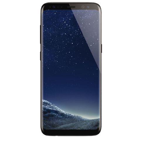 2degrees Samsung Galaxy S8 64GB Black