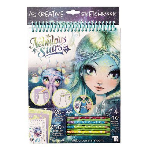 Nebulous Stars Creative Sketchbook Assorted