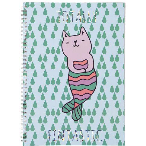 Kookie Cat-Y-Maid Sketch Pad A4