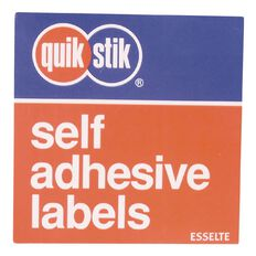 Quik Stik Labels Dots Mc14 1050 Pack Green
