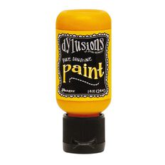 Ranger Dylusions Paint 1oz Pure Sunshine