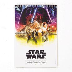 Star Wars 2020 Calendar 210mm x 310mm