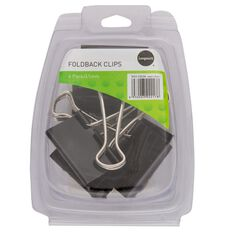 WS Foldback Clips 41mm 6 Pack