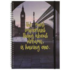 Banter Dreams Notebook Spiral A4