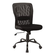 Workspace Neo Chair Black