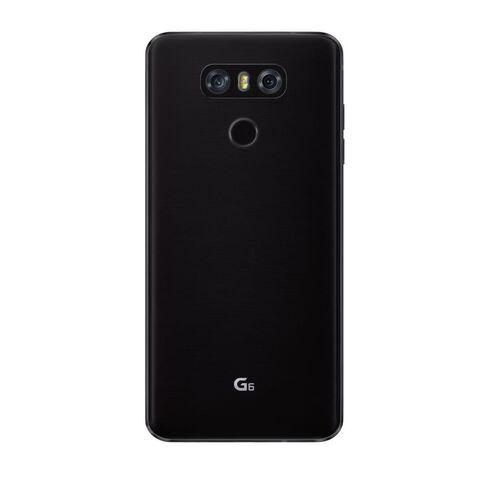 LG G6 64GB Dual Sim Black