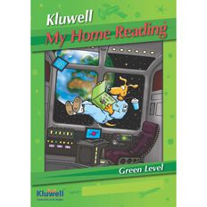 Kluwell My Home Reading Green Level Middle