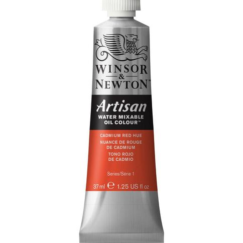 Winsor & Newton Artisan 37ml 095 Cadmium Hue Red