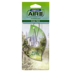 Aromate Scented Card GREEN HERB