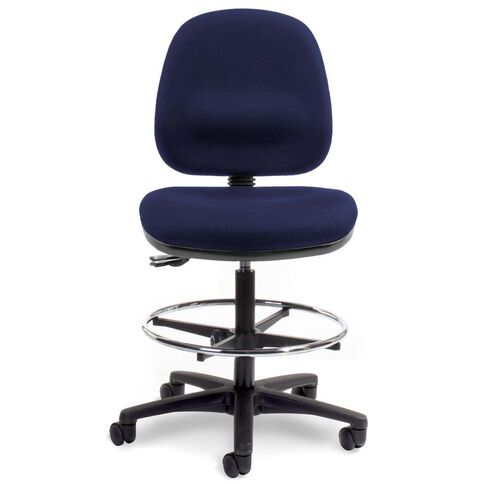 Chair Solutions Tech Midback Chair Venus Blue