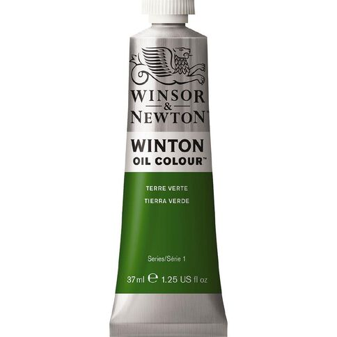 Winsor & Newton Winton Oil Paint 37ml Terre Verte