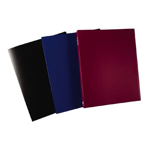 Office Supply Co Ringbinder Mini 16mm 2D Black A4