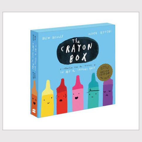 The Crayon Box by Oliver Jeffers