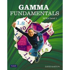Ncea Year 11 Gamma Fundamentals Textbook