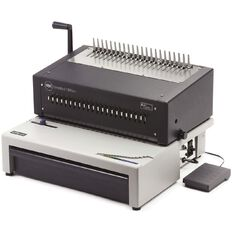 Rexel GBC Binding Machine Comb Binded C800 Pro