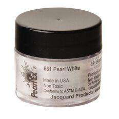Jacquard Pearl Ex 3g Pearl White
