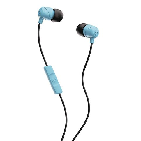 Skullcandy Jib Earbuds with Mic Blue