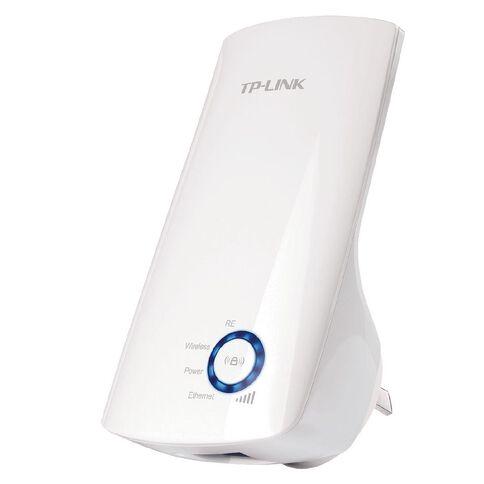 TP-Link Universal Wi-Fi Range Extender 300Mbps WA850RE White
