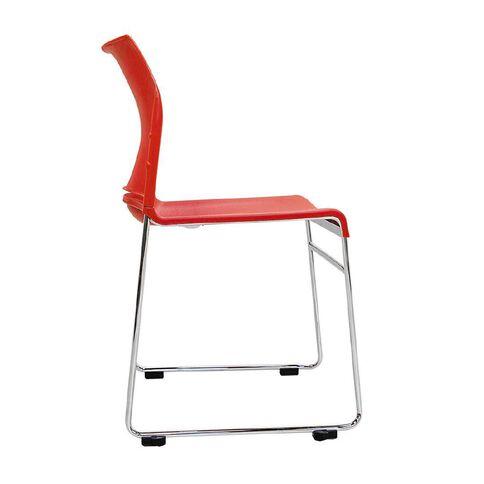 Buro Envy Stacker Chair White