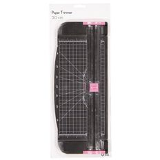 Uniti Paper Trimmer Black 30cm