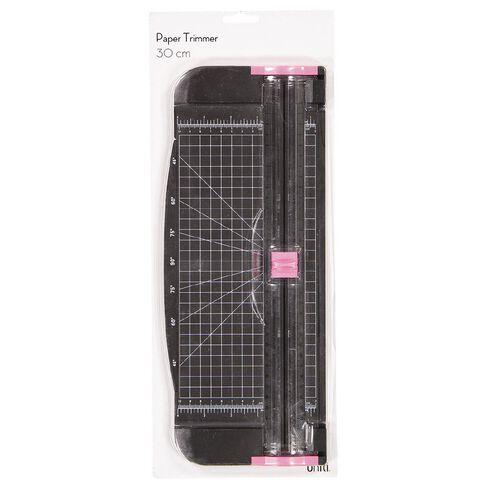 Uniti Paper Trimmer Black 30cm