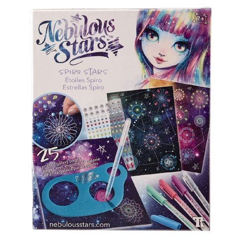 Nebulous Stars Medium Kit