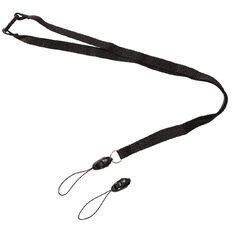 Impact Lanyard For USB Black