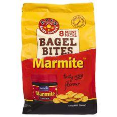 Abe's Bagel Bites Bagel Crisps Marmite Multipack