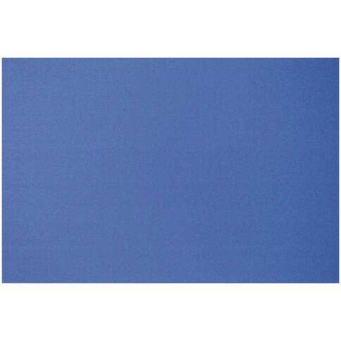 Plasti-Flute Sheet 600 x 900mm Blue