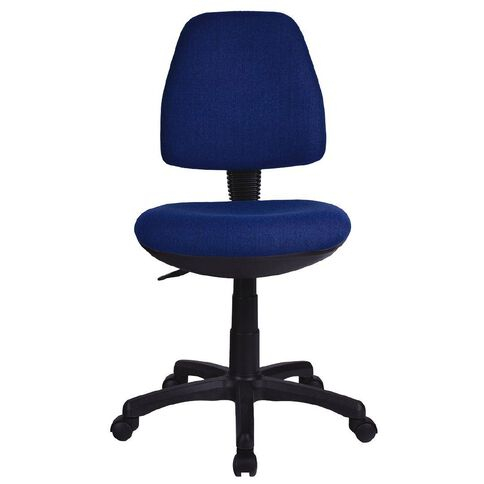 Workspace Ergo 1 Lever Task Chair Blue