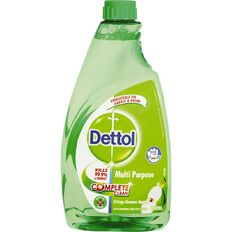 Dettol Multi Purpose Cleaners Mpc Apple Refill 500Ml