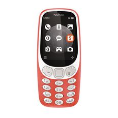 Spark Nokia 3310 Locked Bundle Red