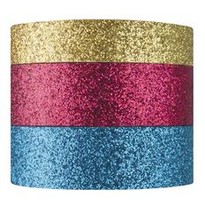 Scotch Expressions Glitter Washi Tape 3 Pack