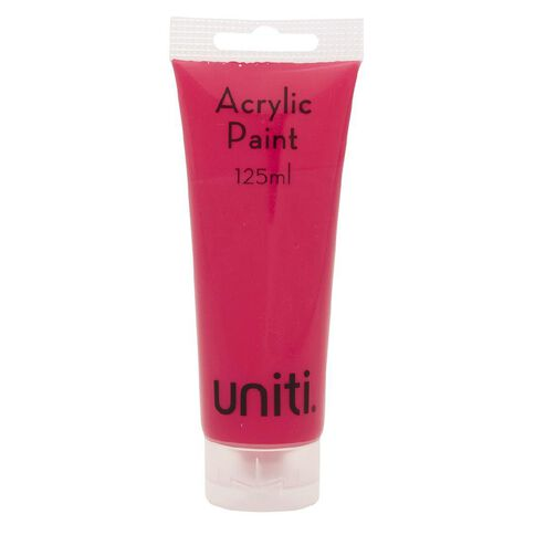 Uniti Acrylic Tube Magenta 125ml